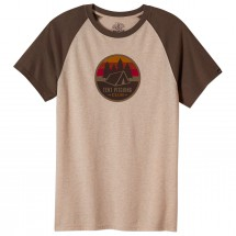 Prana - Tent Pitch Club Raglan - T-paidat
