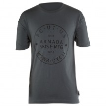 Armada - Big Badge Tee - T-paidat