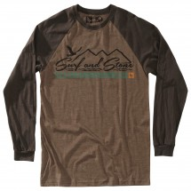 Hippy Tree - Longsleeve Baldy - Long-sleeve