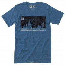 Hippy Tree - T-Shirt Treetop - T-Shirt