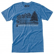 Hippy Tree - T-Shirt Waterfront - T-Shirt