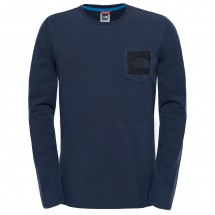 The North Face - L/S Fine Pocket Tee - Long-sleeve