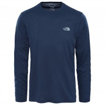 The North Face - Reaxion Amp L/S Crew - Running shirt