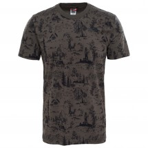 The North Face - S/S Simple Dome Tee - T-Shirt