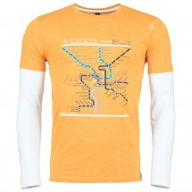 Chillaz - Sajama Climbing Map L/S - Long-sleeve