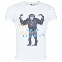 Chillaz - T-Shirt Cult Monkey - T-Shirt