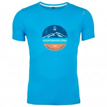 Chillaz - T-Shirt Mountain Explorer - T-paidat