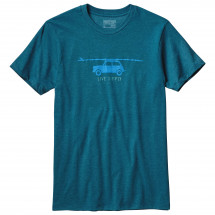 Patagonia - Live Simply Glider Cotton/Poly T-Shirt - T-shirt