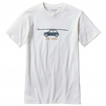 Patagonia - Live Simply Glider Cotton/Poly T-Shirt - T-Shirt