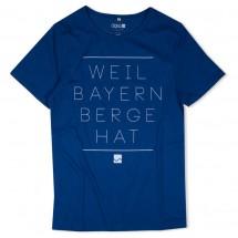 Degree - Weil Bayern Berge - T-skjorte