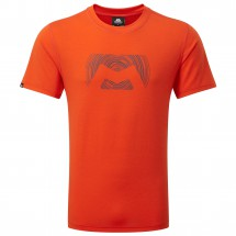 Mountain Equipment - Groundup Logo + Tee - T-shirt