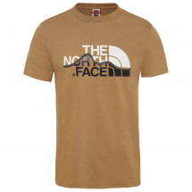 The North Face - S/S Mountain Line Tee - T-skjorte