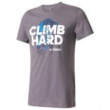 adidas - Terrex Climb Hard Tee - T-paidat