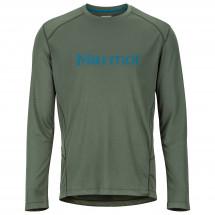 Marmot - Windridge with Graphic L/S - Running shirt
