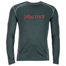 Marmot - Windridge with Graphic L/S - Løpetrøye