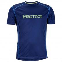 Marmot - Windridge with Graphic S/S - Laufshirt