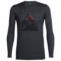 Icebreaker - Tech Lite L/S Crewe Everest Dawn - Sport shirt