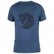 Fjällräven - Abisko Trail T-Shirt Logo Print - T-shirt