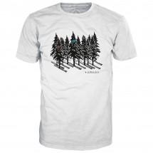 Alprausch - Ski-Tanne T-Shirt - T-paidat