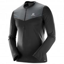 Salomon - Fast Wing Halfzip L/S Tee - Running shirt