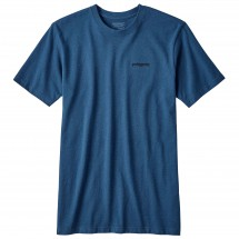 Patagonia - Line Logo Badge Cotton/Poly Responsibili-Tee - T-shirt