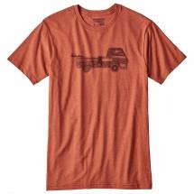 Patagonia - Pickup Lines Cotton/Poly T-Shirt - T-paidat