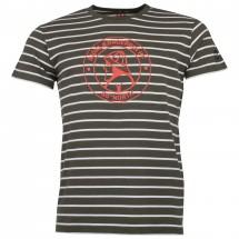 66 North - Original Sailor Logo Striped Tshirt - T-paidat