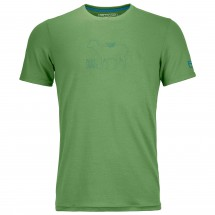Ortovox - 150 Cool Wool Grows T-Shirt - T-skjorte