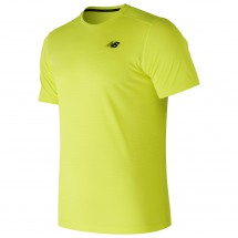 new balance tee shirt homme running