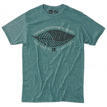 Hippy Tree - Wave Palm Tee - T-Shirt
