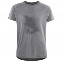 Klättermusen - Eir Forest S/S Tee - T-paidat
