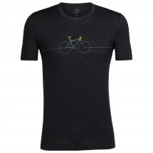 Icebreaker - Tech Lite S/S Crewe Cadence - T-skjorte