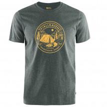 Fjällräven - Lägerplats T-Shirt - T-shirt