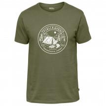 Fjällräven - Lägerplats T-Shirt - T-paidat