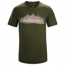 Arc'teryx - Remote S/S T-Shirt - T-paidat