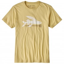Patagonia - Flying Fish Organic T-Shirt - T-paidat