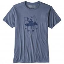 Patagonia - Portaledge Concert Organic T-Shirt - T-skjorte