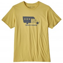 Patagonia - Repair Is Radical Organic T-Shirt - T-skjorte