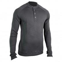 Showers Pass - L/S Bamboo-Merino Sport Henley - Sport shirt