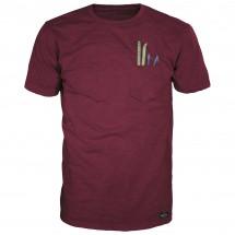 Alprausch - Schii-Ständer T-Shirt - T-shirt