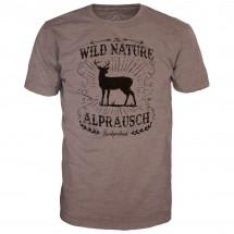 Alprausch - Wild-Hirsch T-Shirt - T-Shirt