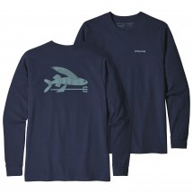 Patagonia - L/S Flying Fish Responsibili-Tee - Longsleeve