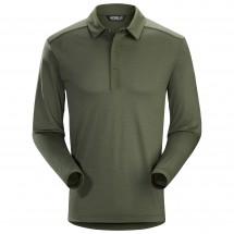 Arc'teryx - A2B L/S Polo - Polo-Shirt