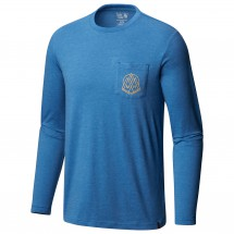 Mountain Hardwear - 3 Peaks Long Sleeve Pocket T - Longsleeve