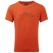 Mountain Equipment - Groundup Mountain Tee - T-paidat