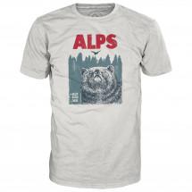 Alprausch - Hai-Bär T-Shirt - T-shirt
