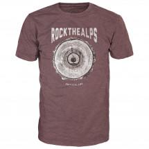 Alprausch - Holzpflock T-Shirt - T-shirt