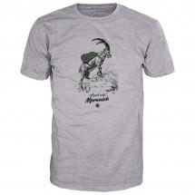 Alprausch - Wanderbock T-Shirt - T-skjorte