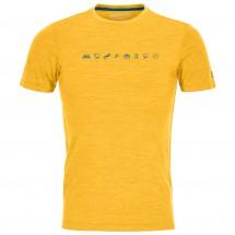 Ortovox - 120 Cool Tec Icons T-Shirt - T-Shirt