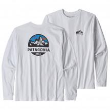 Patagonia - L/S Fitz Roy Scope Responsibili Tee - Longsleeve